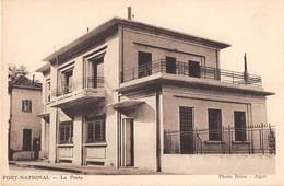 CPA ALGERIE FORT NATIONAL LA POSTE (cliché Pas Courant