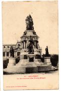 Tarjeta Postal Circulada De Belfort.1914. - Belfort – Siège De Belfort