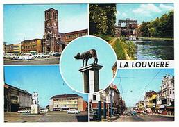 BELGIQUE   LA LOUVIERE  MULTIVUES  ****   RARE  A   SAISIR ***** - La Louvière
