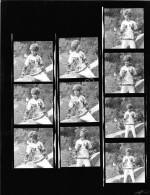 Fotografia Moda Anni '60 Camicia Imec Per Rhodia Provini Redazionale 13B - Fotos