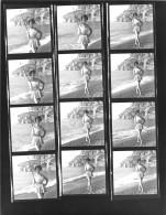 Fotografia Moda Anni '60 Miniabito Imec Per Rhodia Provini Redazionale 11B - Fotos