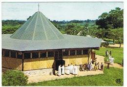TOGO MONASTERE DE DZOGBEGAN    PAR PALIME    ****   RARE  A   SAISIR ***** - Togo