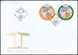 Switzerland Lausanne 2000 / Olympic Games Sydney 2000 / IOC - International Olympic Committee