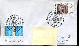 21974 Spain, Special Postmark Cordoba 1998 Ibn Rushd Averroes,islamic Muslim Medical Philosophy