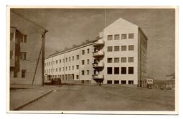 Tarjeta Postal De  Finlandia Con Viñeta.1950 - Finlandia