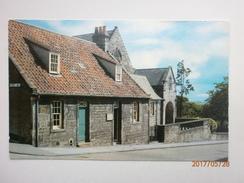 Postcard Andrew Carnegie's Birthplace Dunfermline Fife  My Ref B11190 - Fife