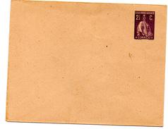 Sobre Entero Postal De Portugal. - Enteros Postales