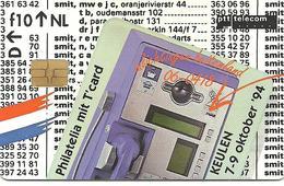 PTT Telecom: Philatelia Mit T'card Expo 1994 Köln. Mint - Niederlande