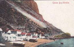 GIBRALTAR----catalan Bay.gibraltar--voir 2 Scans - Gibraltar