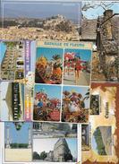 ENORME LOT DE 3000 CPM ET QUELQUE CPSM GRAND FORMAT TOUT VENANT FRANCE ETRANGER THEME CARTE COM - 500 Postcards Min.