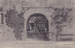 Dives (14) - L'Hostellerie De Guillaume Le Conquérant - Entrée Principale - Dives