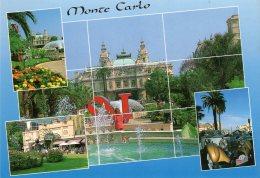 Monte Carlo- Le Casino - Le Café De Paris - Monaco - Casino
