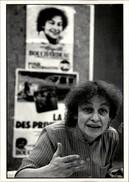 95 - ARGENTEUIL - POLITIQUE - Elections Présidentielles 1981 - Huguette Bouchardeau - Argenteuil