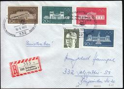 Germany Salzgitter 1972 / Olympic Games Munich 1972 / Philatelic Exhibition