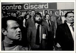 94 - VILLEJUIF - POLITIQUE - Elections Présidentielles 1981 - Meeting Georges Marchais - Charenton Le Pont