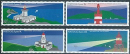 Portugal/Azores  1996  Lighthouses Set   MNH**   2016 Scott Value $4.50