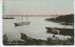 AUSTRALIE - SYDNEY Harbour And City - Sydney