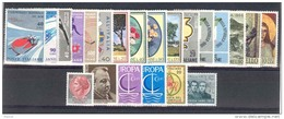 1966 - ITALIA - ITALY - ANNATA COMPLETA - NUOVI - MNH**