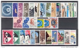 1967 - ITALIA - ITALY - ANNATA COMPLETA - NUOVI - MNH**