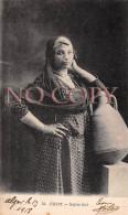 Egypte Egypt - Native Girl - Jeune Femme Egyptienne 1918 - Egypt
