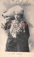 Egypte Egypt - Native Girl - Jeune Femme Egyptienne 1918 - Other