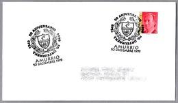 50 Años AMURRIO CLUB - FUTBOL - FOOTBALL. Amurrio, Alava. Pais Vasco, 1999