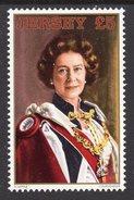 GB JERSEY - 1983 QUEEN ELIZABETH II PORTRAIT £5 SG 274 FINE MNH **