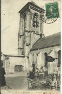 ABBEVILLE, LE CIMETIÈRE - LA CHAPELLE (XVIe SIECLE) - LL - Abbeville