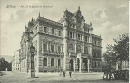 BILBAO - PAL. DE LA DIPUTACION PROVINCIAL - Vizcaya (Bilbao)