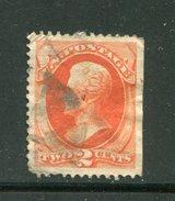 ETATS-UNIS- Y&T N°58- Oblitéré - Used Stamps