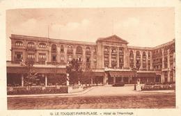 LE TOUQUET - PARIS-PLAGE - Hôtel De L'Hermitage - Le Touquet