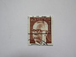 All220   10pf  President G. Heinemann   Mi 636