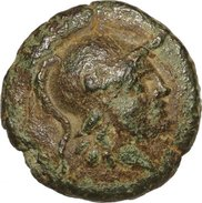 4406--*Greek Antiquity-- AE15 Of Pamphylia, Aspendos .-380/75  BC - Greche
