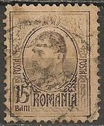 Timbres - Roumanie - 1909 - 15 B - N° 219 - - Usati