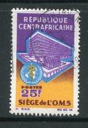 CENTRAFRICAINE- Y&T N°68- Oblitéré