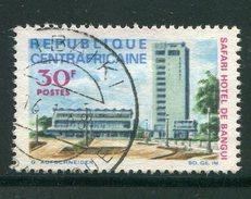 CENTRAFRICAINE- Y&T N°82- Oblitéré