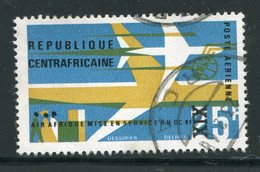 CENTRAFRICAINE- P.A Y&T N°46- Oblitéré