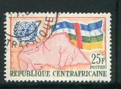 CENTRAFRICAINE- Y&T N°15- Oblitéré