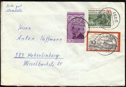 Germany Hooge 1970 / Olympic Games Munich 1972 / Pierre De Coubertin