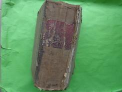 Dictionnaire Grec-francais Par C.alexandre 1868 Librairie Hachette - Livres, BD, Revues