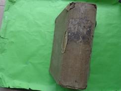 Dictionnaire Latin-francais Par Ch. Lebaigue 1880 Librairie D'eugene Belin - Livres, BD, Revues