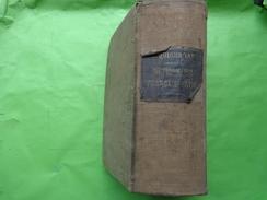 Dictionnaire Francais-latin Par L. Quicherat 1877 Librairie Hachette - Livres, BD, Revues