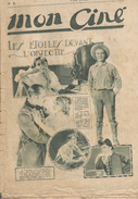 Mon Ciné No  2 Les Etoiles Devant L'objectif  Mae Murray Zorro Douglas Fairbanks  Envoi 1,50 - Livres, BD, Revues