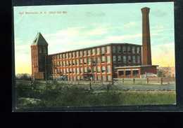 East Manchester    N.H  Elliott SILK Mill - Manchester