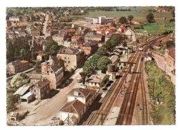 GF (55) 249, Montmédy, Sofer 1K, La Gare, Vue Aérienne - Montmedy