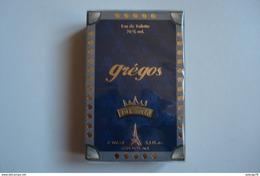 EAU DE TOILETTE GREGOS POUR HOMME - PARFUMS DE SAINT HUBERT - Fragrances (new And Unused)