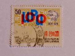SRI LANKA  1974  LOT# 13 - Sri Lanka (Ceylan) (1948-...)