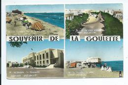 """Afrique Tunisie TUNIS Souvenir De La Goulette-timbre Stamp """"TUNISIE République Tunisienne"""" Voir ETAT"""