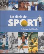 Livre Un Siècle De Sport Avec Timbres Neufs ( Sous Blister D'origine )