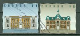 Canada 1994 -  Yv. 1354/1355 - Cancelled
